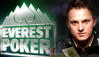 Sam Trickett Joins Everest Poker