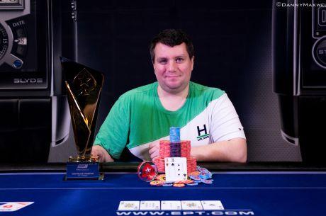 2014EPT11布拉格站豪客赛:Andrey Zaichenko精彩夺冠