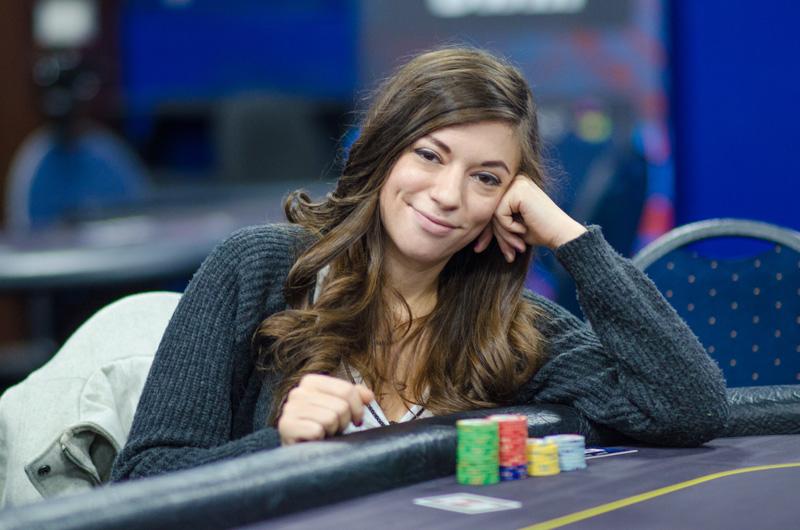 Amanda Musumeci线上到线下的扑克生活(上)