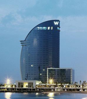 EPT12巴塞罗那站星级酒店推荐