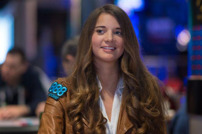 女专业扑克选手Sofia Lövgren回顾2015 WSOP